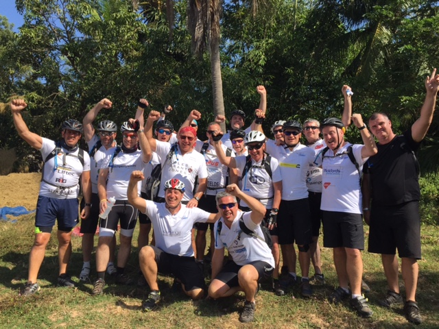 Charity Challenge Cycle Ride in Vietnam & Cambodia for Challenge Cancer UK - Coolair